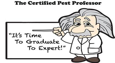 The Certified Pest Professor